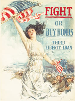 Fight of Buy Bonds Poster